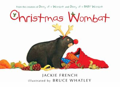 Cover image for Christmas wombat