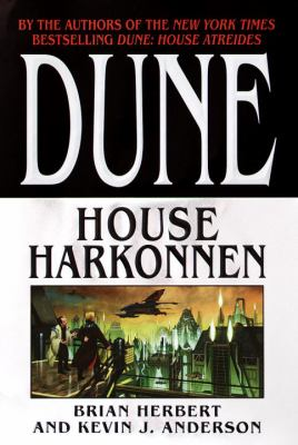 Cover image for Dune. House Harkonnen