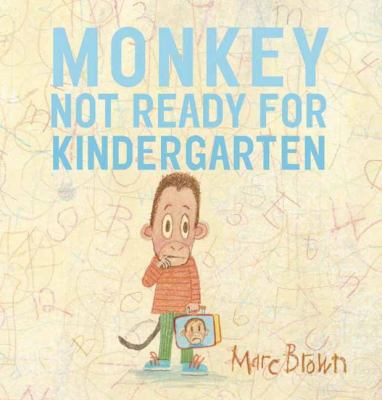 Cover image for Monkey : not ready for kindergarten