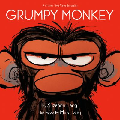 Cover image for Grumpy monkey