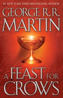Cover image for A feast for crows