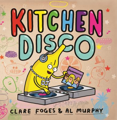 Cover image for Kitchen disco
