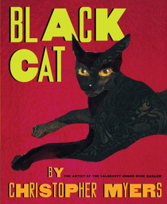 Cover image for Black cat