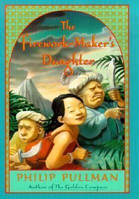Cover image for The firework-maker's daughter