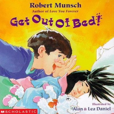 Cover image for Get out of bed!