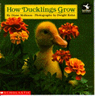 Cover image for How ducklings grow