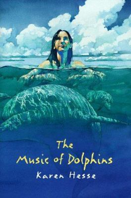 Cover image for The music of dolphins