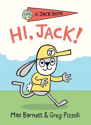 Cover image for Hi, Jack!