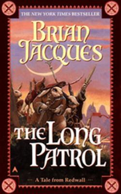 Cover image for The long patrol