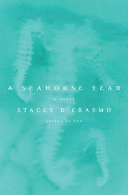 Cover image for A seahorse year