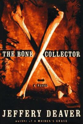 Cover image for The bone collector