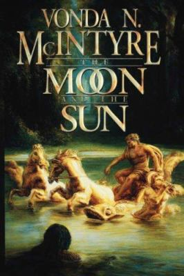 Cover image for The moon and the sun