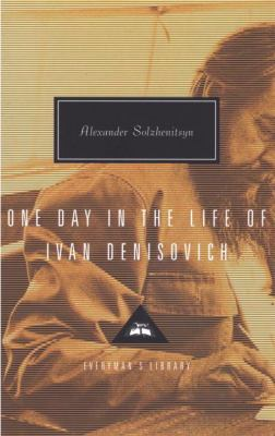 Cover image for One day in the life of Ivan Denisovich