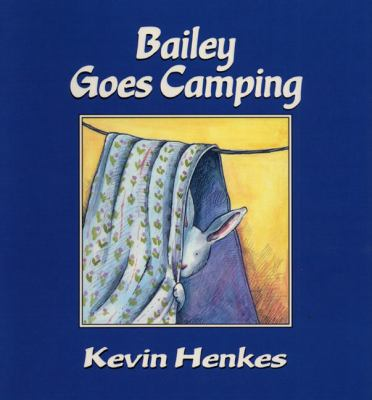 Cover image for Bailey goes camping