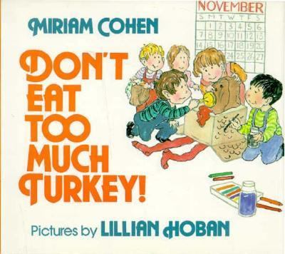 Cover image for Don't eat too much turkey!