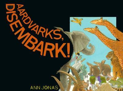 Cover image for Aardvarks, disembark!