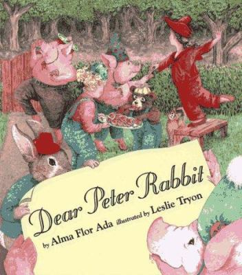 Cover image for Dear Peter Rabbit