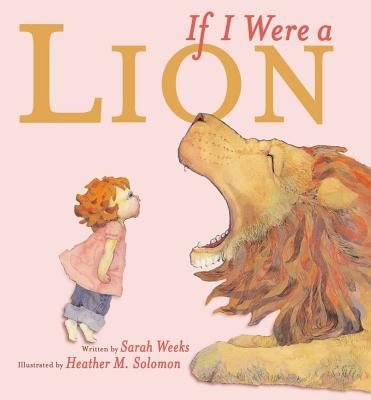 Cover image for If I were a lion