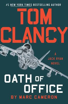 Cover image for Tom Clancy. Oath of office