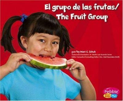Cover image for El grupo de las frutas