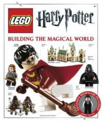 Cover image for LEGO Harry Potter : building the magical world