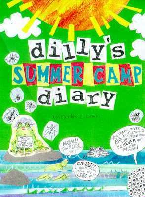 Cover image for Dilly's summer camp diary