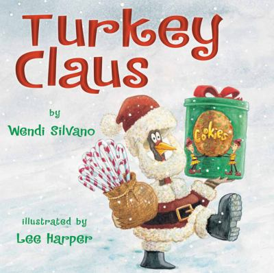 Cover image for Turkey Claus