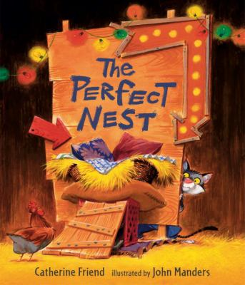 Cover image for The perfect nest