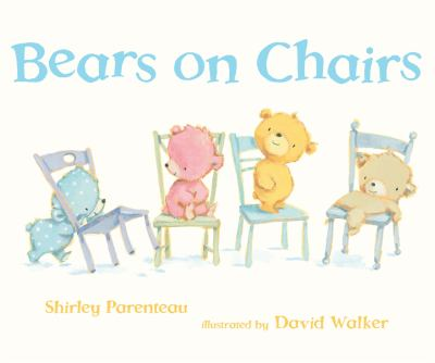 Cover image for Bears on chairs