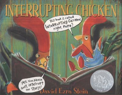 Cover image for Interrupting chicken