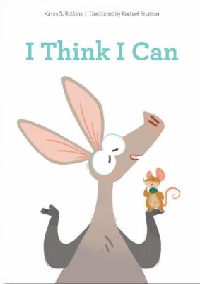 Cover image for I think I can