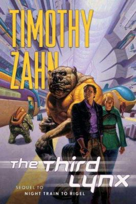 Cover image for The third lynx