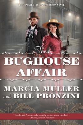 Cover image for The bughouse affair : a Carpenter and Quincannon mystery