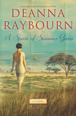 Cover image for A spear of summer grass