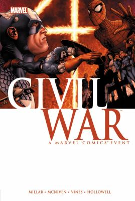 Cover image for Civil war