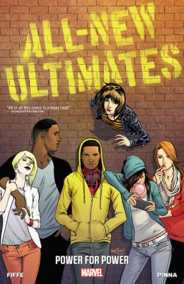 Cover image for All-new Ultimates