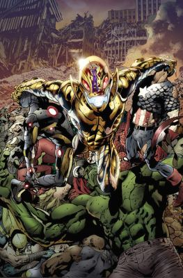 Cover image for Age of Ultron