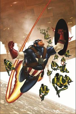 Cover image for Captain America. [Volume 4]