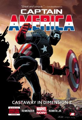 Cover image for Captain America
