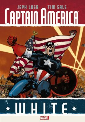 Cover image for Captain America. White