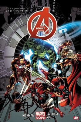 Cover image for Avengers. Vol. 3