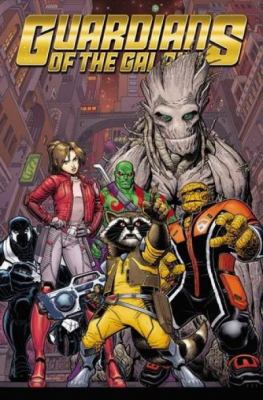 Cover image for Guardians of the galaxy. New guard