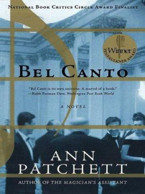 Cover image for Bel canto : a novel