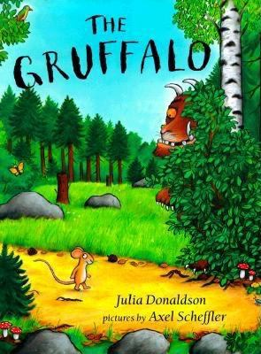 Cover image for The gruffalo