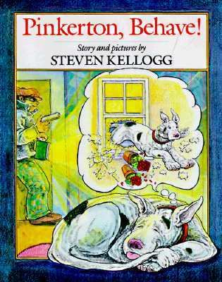 Cover image for Pinkerton, behave!