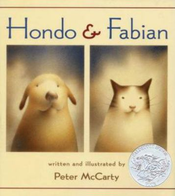 Cover image for Hondo & Fabian