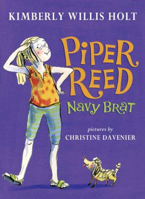 Cover image for Piper Reed, Navy brat