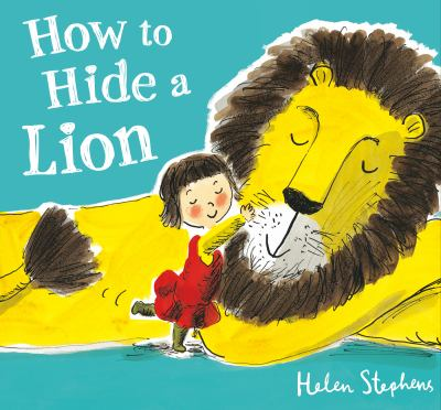 Cover image for How to hide a lion