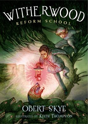 Cover image for Witherwood Reform School