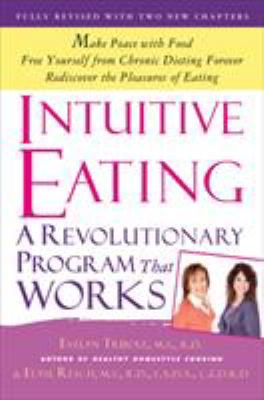 Cover image for Intuitive eating